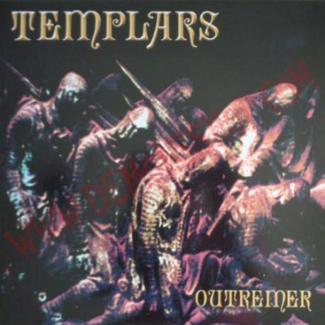 Vinilo LP Templars – Outremer