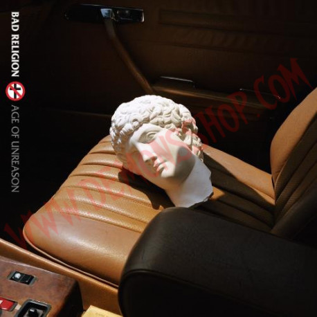 Vinilo LP Bad Religion - Age Of Unreason