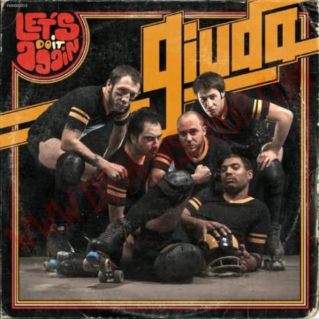 Vinilo LP Giuda – Let's Do It Again