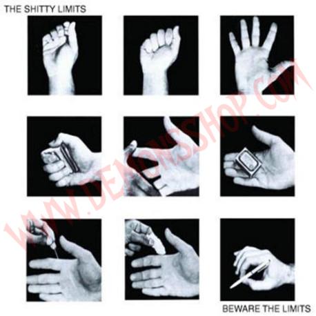 Vinilo LP The Shitty Limits – Beware The Limits