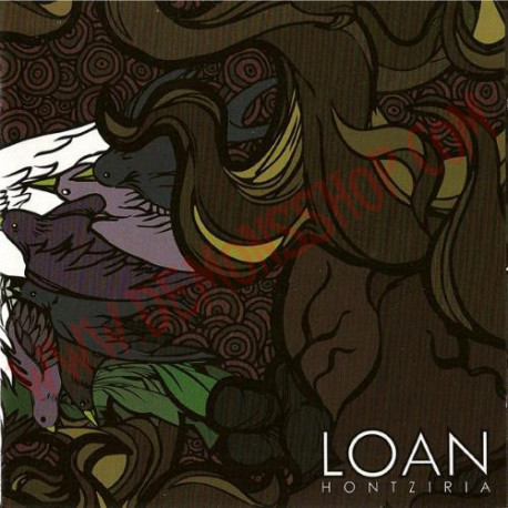 Vinilo LP Loan – Hontziria