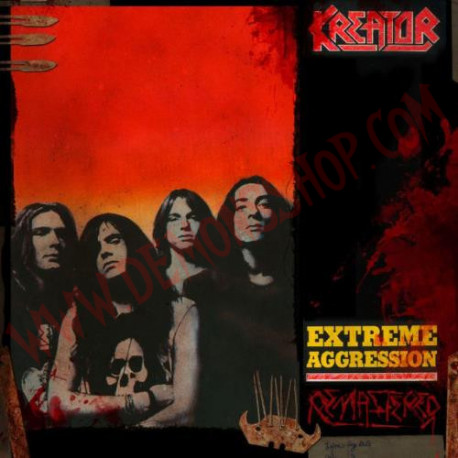 CD Kreator - Extreme Aggression
