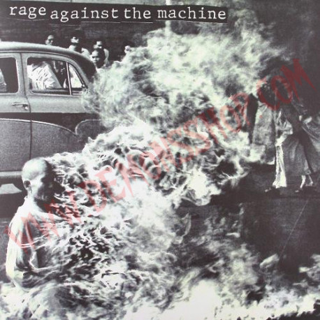 Vinilo LP Rage Against The Machine - Rage Against The Machine