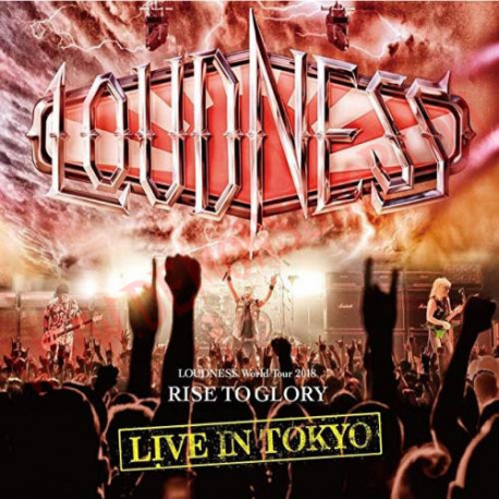 CD Loudness - Live In Tokyo