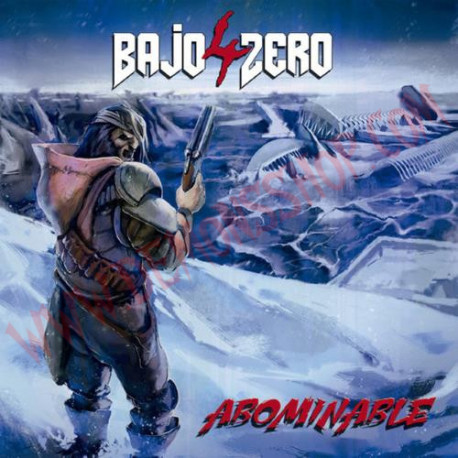 CD 4 Bajo Zero – Abominable