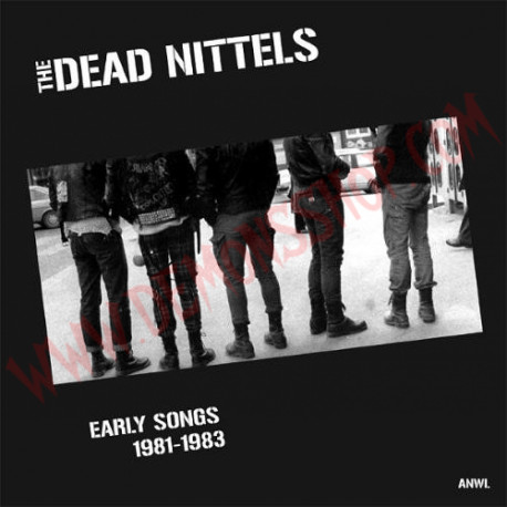 Vinilo LP The Dead Nittels – Early Songs 1981-1983