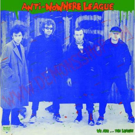 Vinilo LP Anti-Nowhere League – We Are...The League