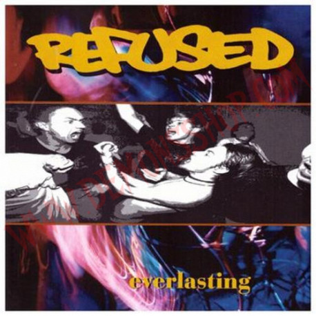Vinilo LP Refused - Everlasting