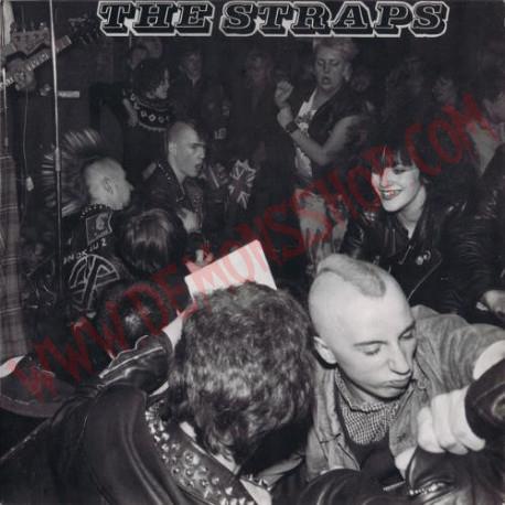 Vinilo LP The Straps – The Straps