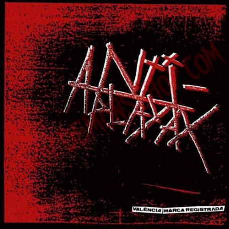 Vinilo LP Anti-Playax – València Marca Registrada