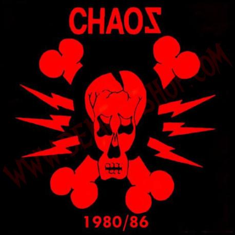 Vinilo LP Chaos – 1980/1986