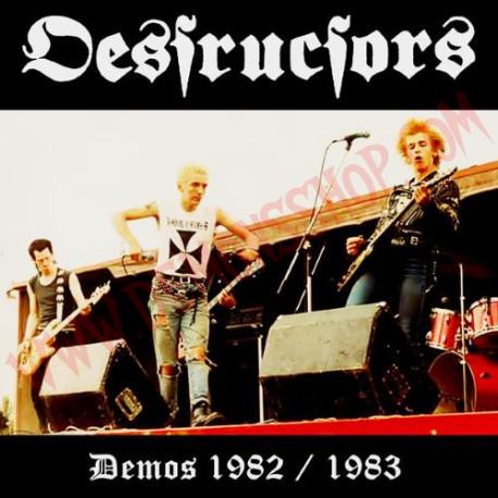 Vinilo LP Destructors – Demos 1982 / 1983