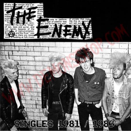 Vinilo LP The Enemy – Singles 1981 / 1983