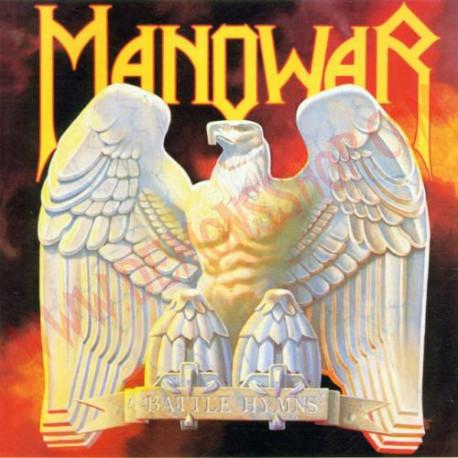 CD Manowar - Battle hyms