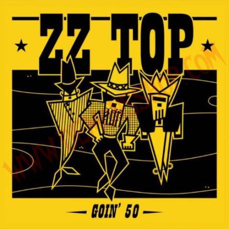 CD ZZ Top - Going 50