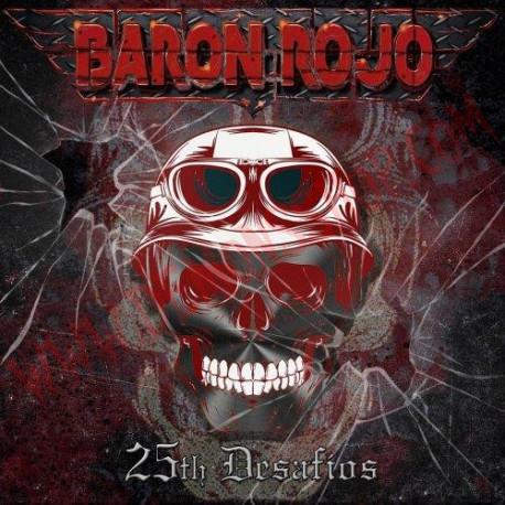 CD Baron Rojo – 25 Desafíos