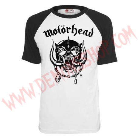 Camiseta Raglan MC Motorhead