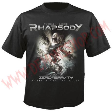 Camiseta MC Rhapsody Turilli - Lione