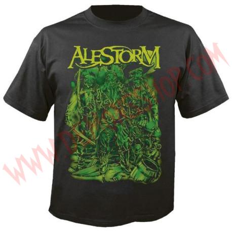 Camiseta MC Alestorm