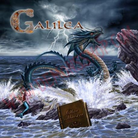 CD Galilea - Obra Maestra