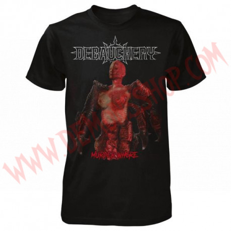 Camiseta MC Debauchery