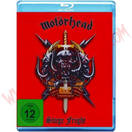 Blu-Ray Motörhead - Stage Fright