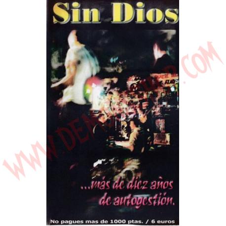 VHS Sin Dios – ...Más De Diez Años de Autogestión