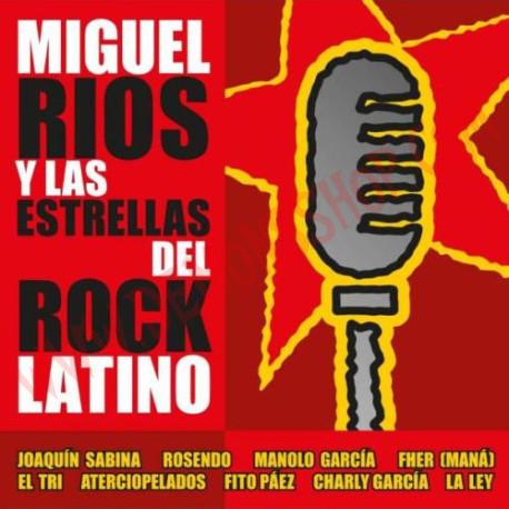Vinilo LP Miguel Ríos - Y Las Estrellas Del Rock Latino
