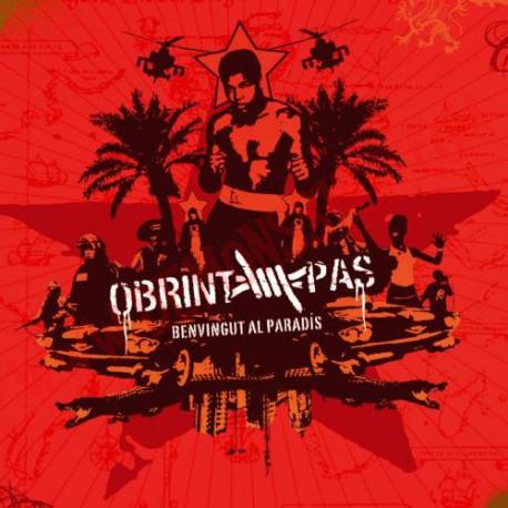 CD Obrint Pas – Benvingut Al Paradís