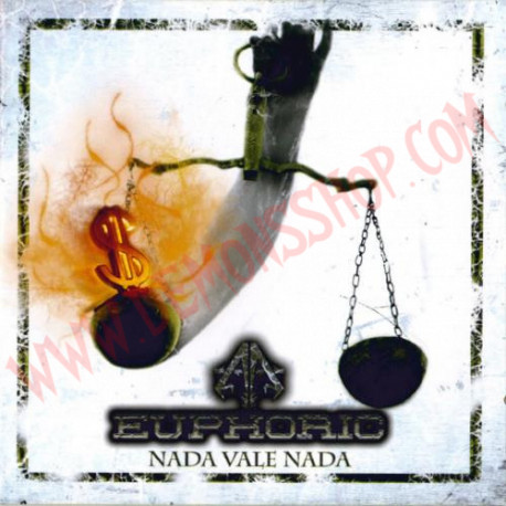 CD Euphoric – Nada Vale Nada