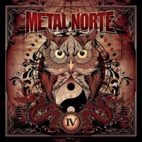 CD Metal Norte IV