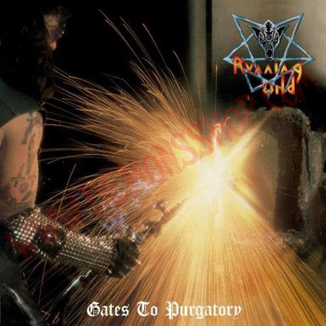 CD Running Wild - Gates to purgatory