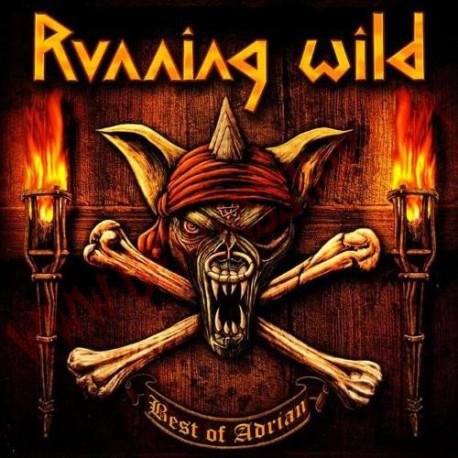 CD Running Wild - Best of Adrian