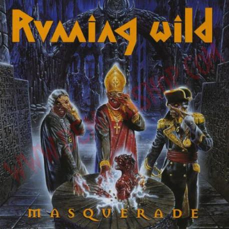 CD Running Wild - Masquerade