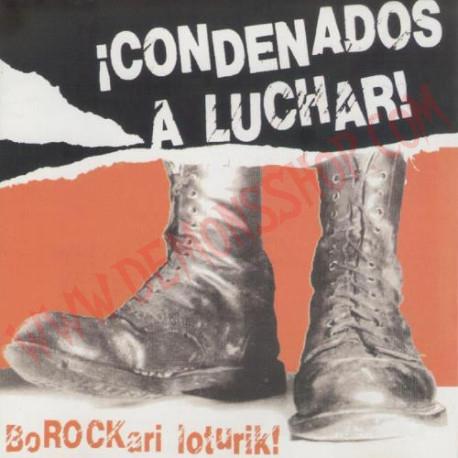 Vinilo LP Condenados A Luchar +EXTRAS