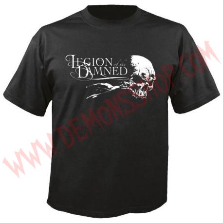 Camiseta MC Legion of Damned