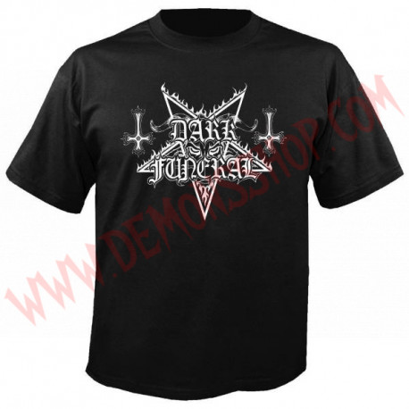 Camiseta MC Dark funeral