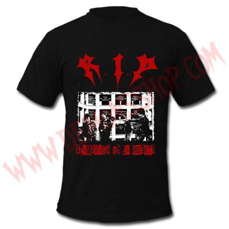 Camiseta MC RIP