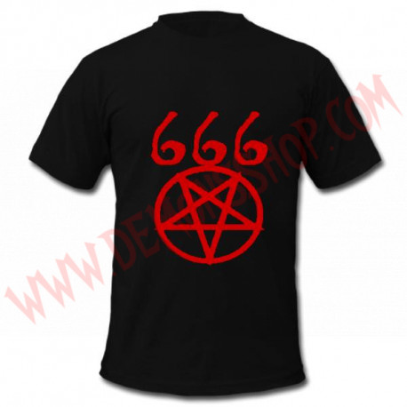 Camiseta MC 666