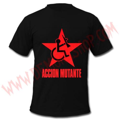 Camiseta MC Accion Mutante