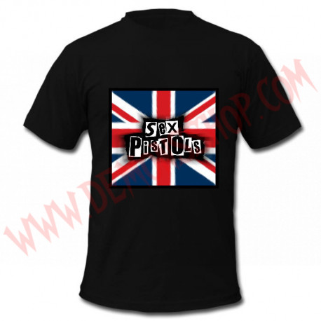 Camiseta MC Sex Pistols