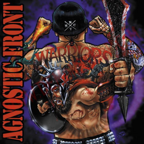 Vinilo LP Agnostic Front - Warriors