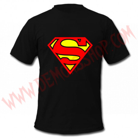 Camiseta MC Superman