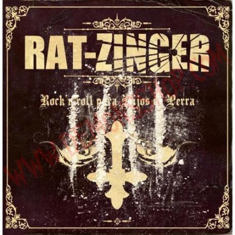 Vinilo LP Rat-zinger - Rock and Roll para hijos de perra