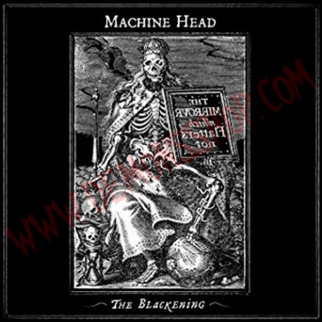 CD Machine Head ‎– The Blackening