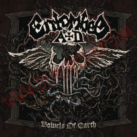 CD Entombed A.D. ‎– Bowels Of Earth