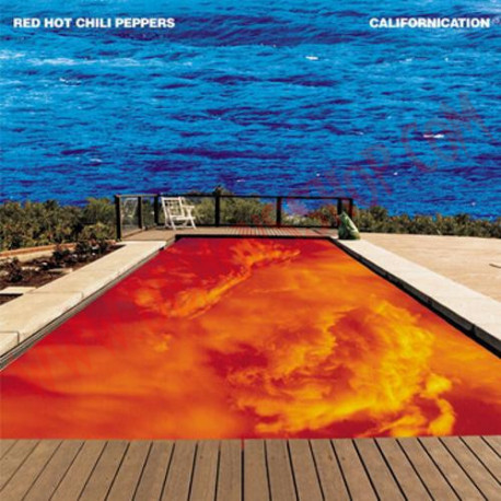 Vinilo LP Red Hot Chili Peppers - californication