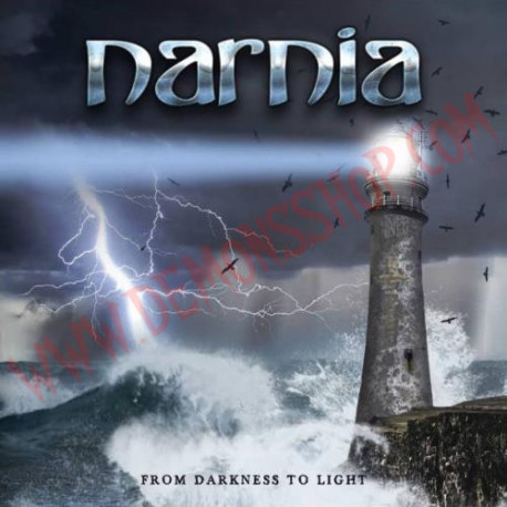 CD Narnia - From Darkness To Light
