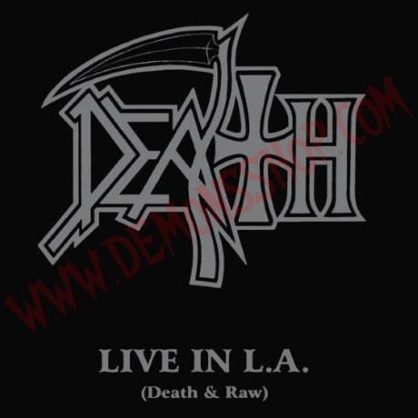 Vinilo LP Death - Album Live In L.A.