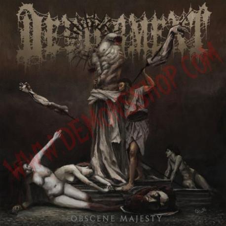 CD Devourment – Obscene Majesty